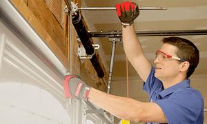 garage door spring repair Poway